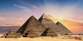 urlop egipt